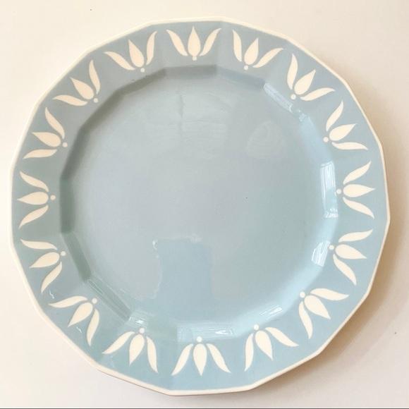 Vintage Harmony House Lotus Dinner Plate EUC